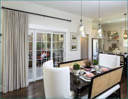 unique window treatments for sliding glass doors