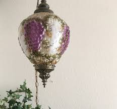 Vintage Hanging Swag Light Antique Swag Hanging Light Collectors Weekly