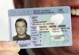 Canadian For Online License Driver's Sale