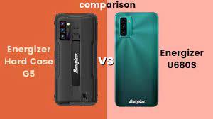 Case G5 VS Energizer U680S ...