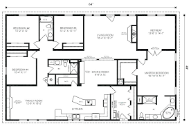 2 bedroom mobile home plans floor plans for homes the mulberry modular home floor plan homes