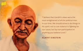 40 Quotes On Mahatma Gandhi By Some Of The World's Most Famous Men Enchanting Most Famous Quotes