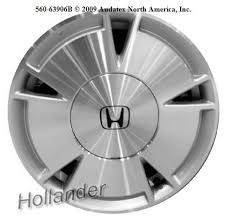 Honda Civic Bolt Pattern