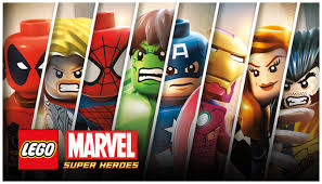 <b>LEGO</b>® Marvel™ <b>Super Heroes</b> on Steam