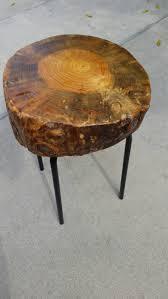 Coffee Table Tree Tree End Table Stump Table Vintage Legs Tree Stump Coffee Table