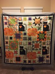 1243 best Bee In My Bonnet by Lori Holt Quilts images on Pinterest ... & Lori Holt's Picnic Quilt (layout) with the simple star and pumpkin blocks  from Farm Girl Vintage book plus her cat pattern with a Halloween Twist Adamdwight.com