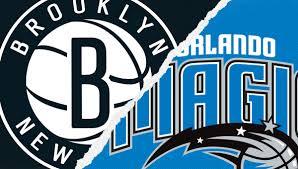 Ottima selezione di nets chrome logo tee | ️ consegna veloce ️ resi gratuiti. Orlando Magic Vs Brooklyn Nets Amway Center