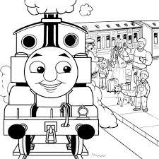 45113 Printable Free Printable Cartoon Thomas