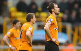 Wolves' Roger Johnson showed up to training drunk the day after a 5-0 loss