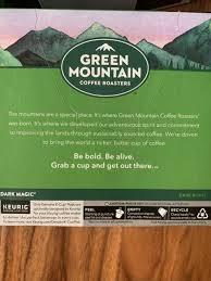 So far green mountain dark magic is my favorite coffee. Green Mountain Coffee 11004 Dark Magic Bolt Packs 18 Box For Sale Online Ebay