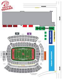 Tdecu Seating Chart 26 Comprehensive Nch Seating Map