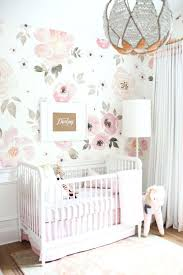 baby wallpaper nursery in the with girl borders