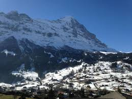 Eiger north face, a first try. View From The Balcony Doors Picture Of Jungfrau Lodge Swiss Mountain Hotel Grindelwald Tripadvisor