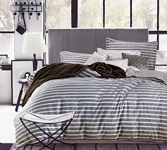 top ing king size bedding comforters classic gray stripes with soft comforter sets plans 19
