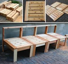 absolutely smart building outdoor furniture modern house how to build a 2x4 sectional tutorial you with pallets what wood use