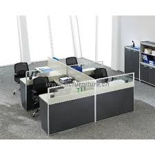 Modern office workstations Pod Style Hcab676 China People Computer Desk Modern Office Staff Table Office Workstations Manufacturer Supplier Fob Price Is Usd 27002800set Malaikasco Hcab676 China People Computer Desk Modern Office Staff Table