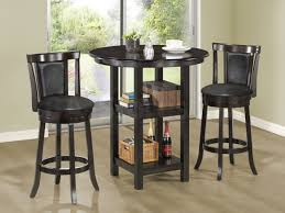 round pub table set inspirational bar for small kitchen idea