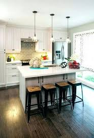 pendant lighting over island height kitchen charming mini light for your within hanging pictures l