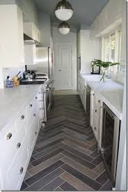 herringbone tile floor. Herringbone Make Your Everyday Tile Extraordinary Cozy Stylish Chic With Regard To Floor Kitchen Inspirations 13 Y