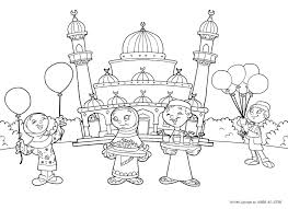 20 Islamic Coloring Pages Images Free Coloring Pages Part 2