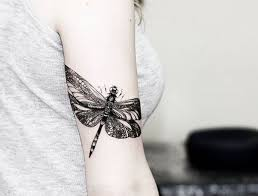 27 Dragonfly Tattoos Thatll Help You Find Inner Peace Design
