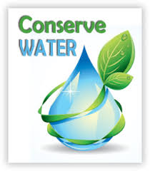 when you conserve water you conserve life
