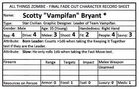 hero forge character sheet vampifans world of the undead atz ffo character record sheets
