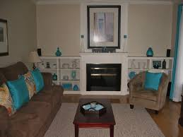 brown and teal living room ideas.