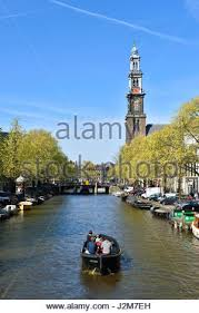is amsterdam in north holland