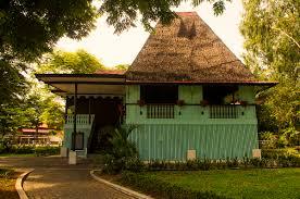 Spanish House Designs In The Philippines Nipa Hut Wikipedia