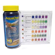 Aquachek Select Color Chart Aquachek Select 7 In 1 Pool Spa Test Kit W Plastic Guide 50ct Strips 541604a G344t3486g 34bg82g304704 By Jofeili