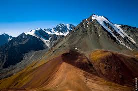 в горах Казахстана Осень в горах Казахстана