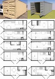 Glidehouse Floor Plans Best Of Cargo Container Home Plans In 20