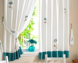 Kitchen Curtains For Modern Cafe Curtain Free Image