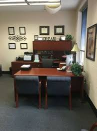 Work office decorations Workspace Office Decorating Ideas Can Be Different Depending On Whether You Are Decorating The Home Office Or Going For Full u2026 Pinterest Office Decor Ideas For Work Home Designs Professional Office Office