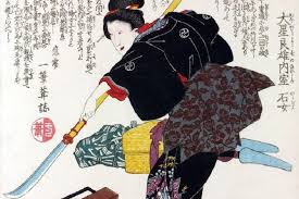Forgotten History: Some of The Deadliest Samurai Were Women — Sophia Riley  Kobacker | Rethinking Life