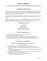 Telecom Professional Page1ume Templates Project Manager Examples