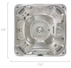 pulse hot spring spas product specs