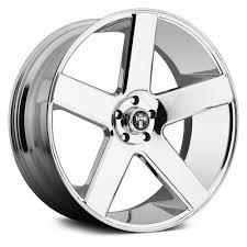 DUB® BALLER Wheels - Chrome Rims - S115240073+20-J