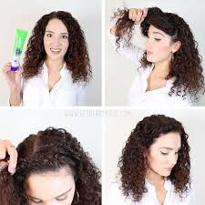 Dry Curls Hair Style 7 easy hairstyles for curly hair weekly change ups with garnier 8531 by wearticles.com