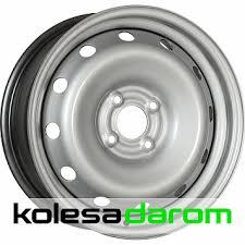 Купить колесный диск <b>ТЗСК Тольятти Largus</b> Logan 6xR15 4x100 ...