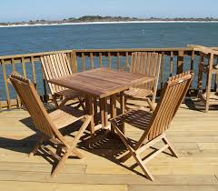 Teak Garden Furniture DIY
