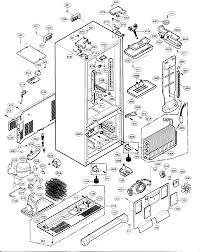 lg refrigerator parts diagram. graphic lg refrigerator parts diagram