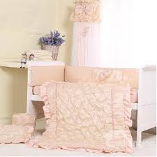 princess crib bedding sets newborn super soft and elegant