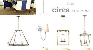 circa lighting chandelier savannah warehouse project spotlight