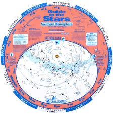 Star Charts For Southern Hemisphere Southern Hemisphere Guide To The Stars Ken Graun