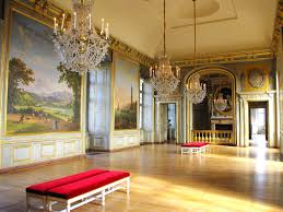Chateau Interiors And Design A Morning Visit Inside The Chateau Of Maisons Laffitte