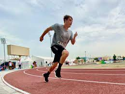 Austin Ingram sets Canadian record in 100m T13, finishes 4th at World Para  Athletics Championships   CBC Sports