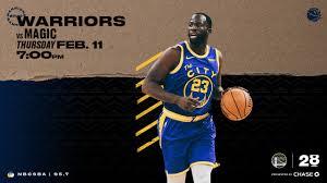 Game Preview: Warriors vs. Magic - 2/11 ...