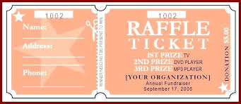 Create Tickets In Word How To Make Tickets For A Fundraiser Ticket Template Free